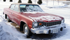 1976 AMC Matador Brougham
