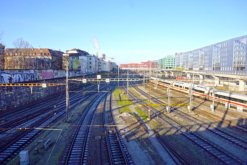 Basel Railstation