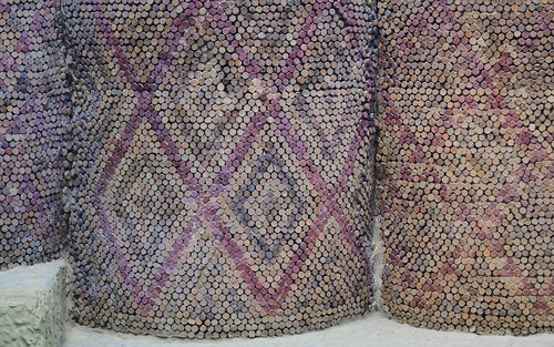 Sumerian cone mosaic