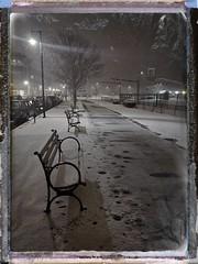 Winter Nights, Portland, Maine