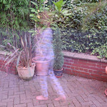 Ghost in the Garden by Nina Harrup