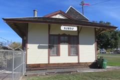 Old Southern Pacific Railroad Depot (Hondo, Texas)