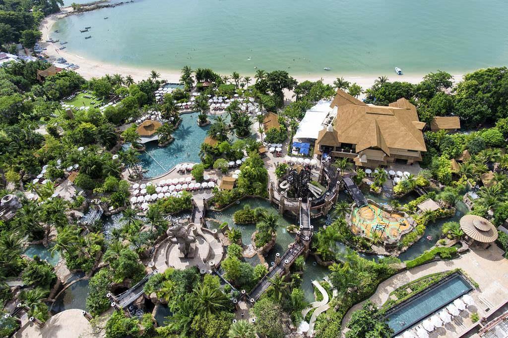 Centara Grand Mirage Beach Resort 5