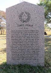 Camps Verde, C.S.A. Monument (Camp Verde, Texas)