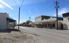 Downtown Center Point, Texas