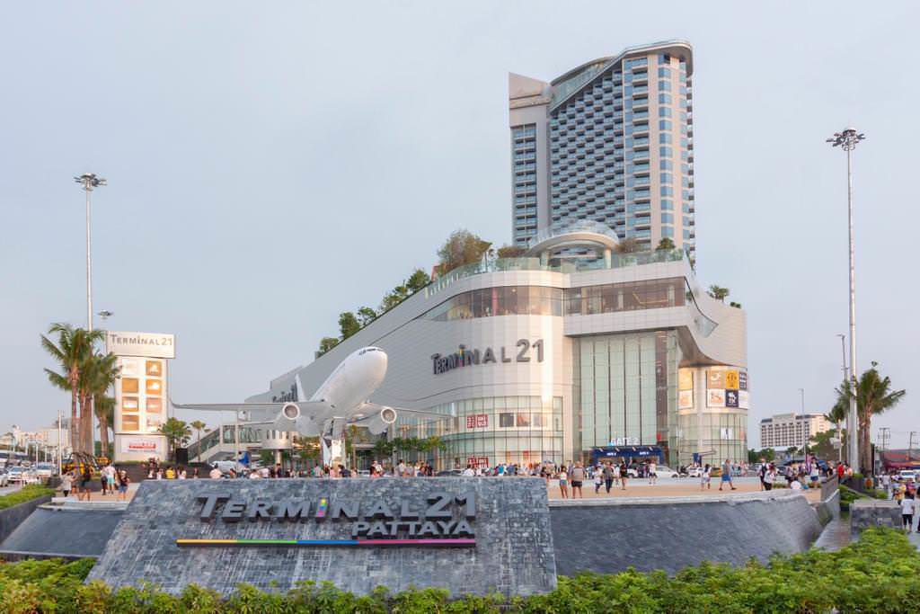 Grande Centre Point Pattaya 1
