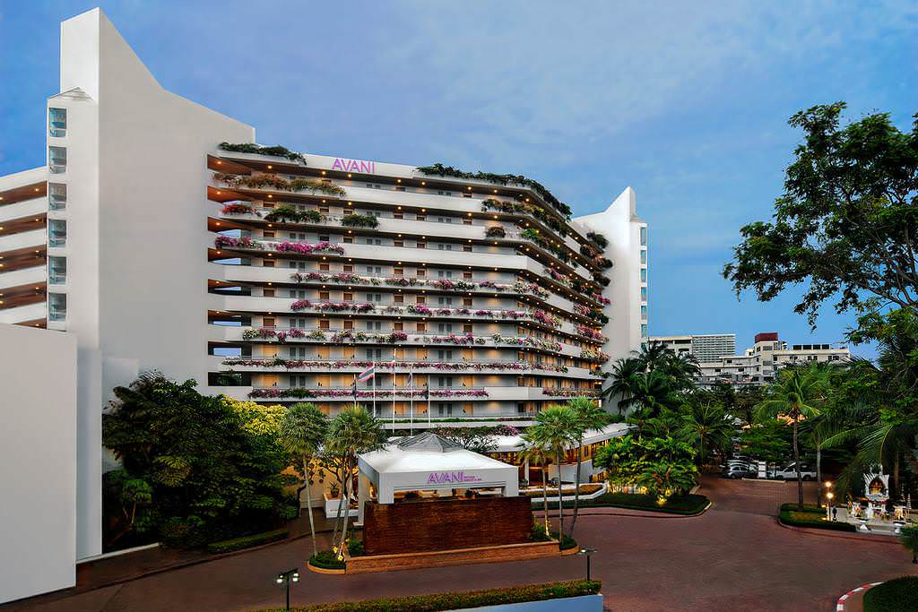 Avani Pattaya Resort 1