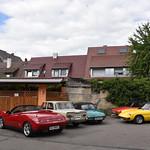 Alfa Club Sommerfahrt 2018