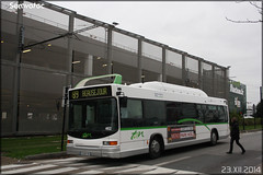 Heuliez Bus GX 317 GNV – Semitan (Société d'Économie MIxte des Transports en commun de l'Agglomération Nantaise) / TAN (Transports en commun de l'Agglomération Nantaise) n°462