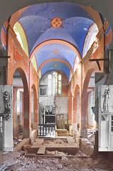Urbex ✧ Le couvent aux Vasques