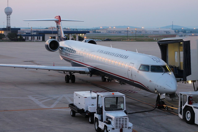 US Airways N249LR: Bombardier CRJ900