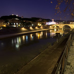 Ponte Cestio and Isola Tiberina - https://www.flickr.com/people/160557051@N07/