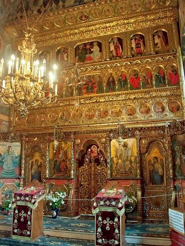 Moldovita church Unesco site /Roumanie Album