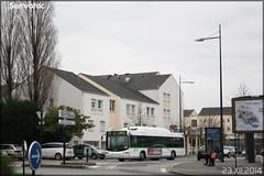 Heuliez Bus GX 317 GNV – Semitan (Société d'Économie MIxte des Transports en commun de l'Agglomération Nantaise) / TAN (Transports en commun de l'Agglomération Nantaise) n°458
