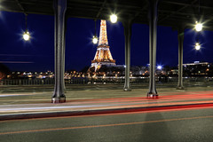 Paris Urban Landscape