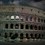 Colosseo - Roma - https://www.flickr.com/people/109682776@N07/
