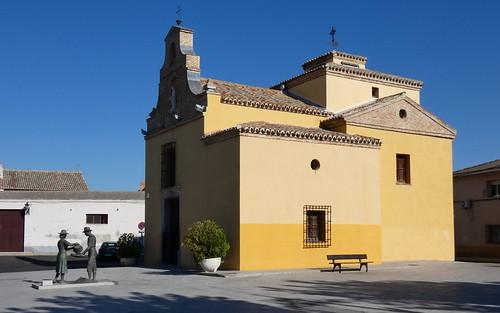 Ermita en Ugena