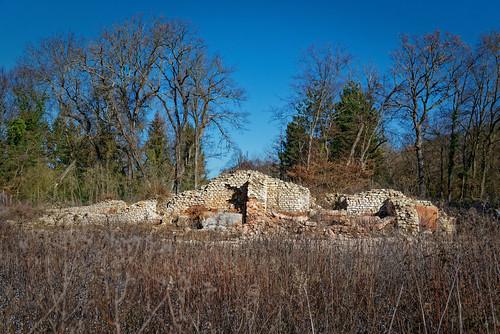 Site archéologique des Buissières - Panossas - Isère