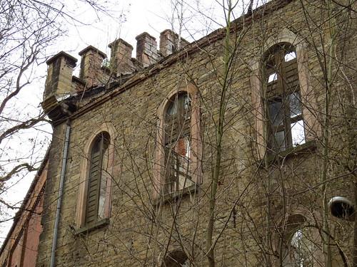lost place Plaue Porzellanwerk