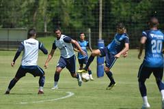16-01-2020: Treino pré-jogo Londrina x PSTC
