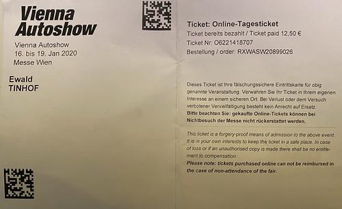 001_Vienna Intern. AutoShow 16.01.2020