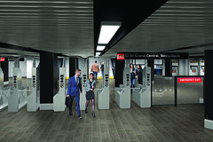 42 St Connection Project Renderings