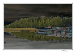 wharf in munkkiniemi