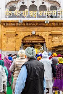Amritsar 267 - Golden Temple - C