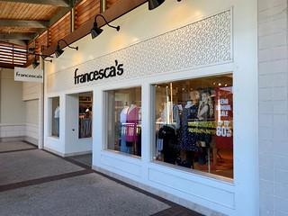 Francesca's The Falls