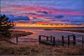 _MG_7584 Salisbury Ma. Sunset