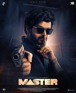 Master Poster Design