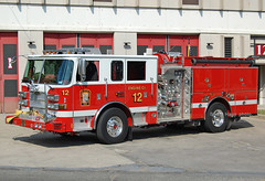 Washington DC - Engine 12