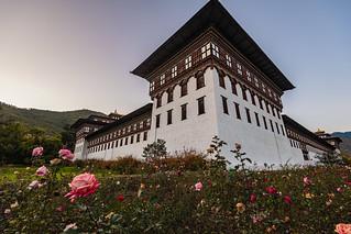 Tashichho Dzong (Thimphu Dzong), Thimphu, Bhutan