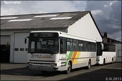 Renault Tracer – STAO 72 (STAO PL, Société des Transports par Autocars de l'Ouest – Pays de la Loire) (Veolia-Transdev)  / TIS (Transports Interurbains de la Sarthe) n°5289