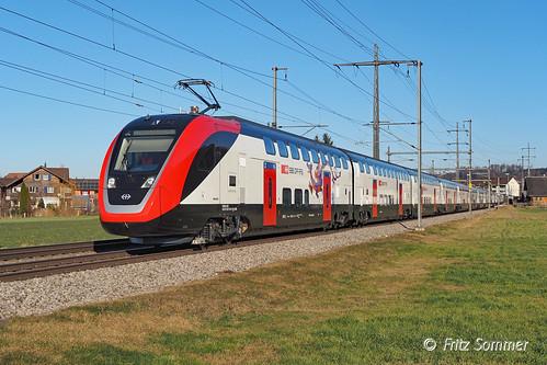 2 RABDe 502 bei Lyssach, P1160319-1