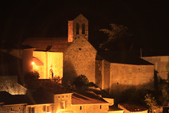 FR11 5487 L'église Saint-Étienne. Minerve, Hérault - Photo of Bize-Minervois