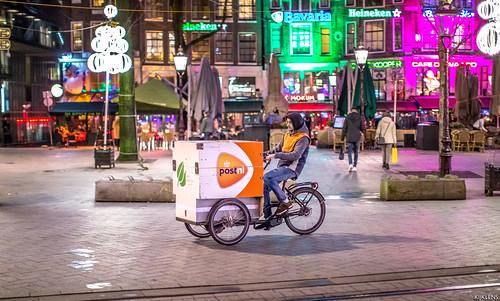 Amsterdam Postal Service