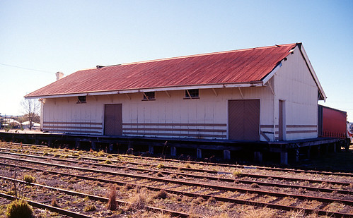 Tenterfield Goods Shed