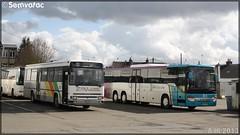 Renault Tracer – STAO 72 (STAO PL, Société des Transports par Autocars de l'Ouest – Pays de la Loire) (Veolia-Transdev) / TIS (Transports Interurbains de la Sarthe) n°5289 & Setra S 417 UL – STAO 72 / Pays de la Loire n°72065