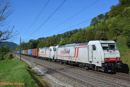 TX Logistik BR 186 905-6, BR 186 904-9