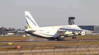 Antonov An-124-100M Antonov Design Bureau UR-82007