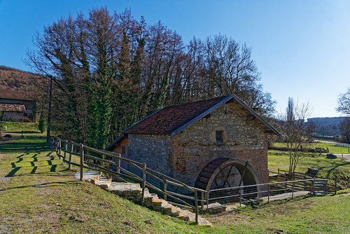 Moulin de Marsa - Panossas - Isère