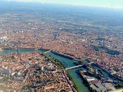 France, la ville de Toulouse