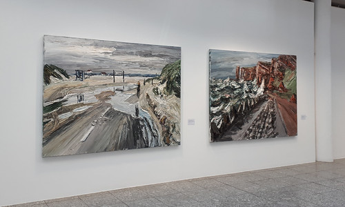 Würth, Gaisbach, Ausstellung Christopher Lehmpfuhl