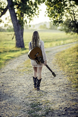 Guitar Country Road Young Female Edited 2020