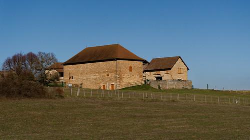 Maison forte de Boirieu - Chozeau - Isère