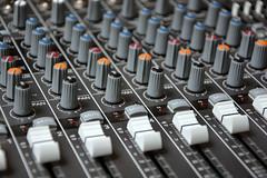 Mixer Digital Analog Audio Edited 2020