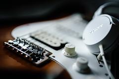 Guitar Headphones Music Equipment Edited 2020