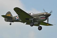 Curtiss P-40E Kittyhawk '15709' (N2416X)