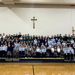 St. Croix Catholic School 4HG Assembly-Stillwater, Minnesota